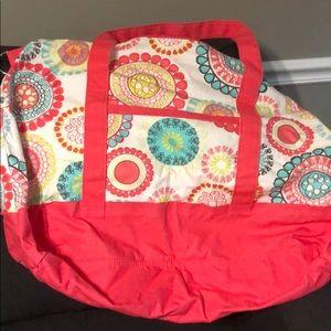 Retro Metro Weekender Bag